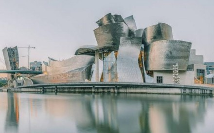 The Guggenheim Museum in Bilbao, Spain, is one of many breathtaking structures to visit in the de facto capital of Basque Country.