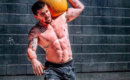 Can CrossFit Games rookie Matt McLeod beat Khan Porter in workout 20.2? Photo: Handout
