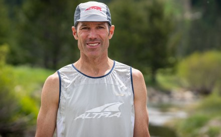 Dave Mackey lost his leg in 2015. The Ultra Runner of the Year 2011 used his grit to get back on the trails. He is in Hong Kong for Moontrekker 2019. Photos: Handout