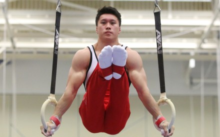 Ng Kiu-chung is eyeing a place in the Tokyo Olympics after a career beset by injuries. Photo: SCMP/Sam Tsang