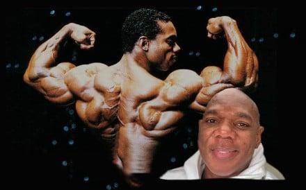 Former US pro bodybuilder Flex Wheeler was at his best during the 1990s. Photo: Instagram