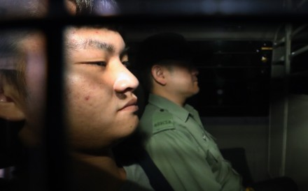 Chan Tong-kai wants to turn himself in to the Taiwanese authorities, but Taipei says Hong Kong should not allow the suspect to walk free. Photo: Winson Wong