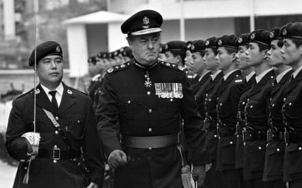 By 1979, Hong Kong's police force was on its way to repairing its reputation. Photo: SCMP