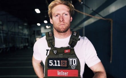 Canadian Patrick Vellner will take on Annie Thorisdottir, of Iceland, for CrossFit's final Open workout of the season. Photo: Handout