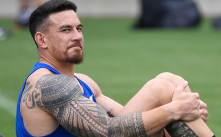 New Zealand's Sonny Bill Williams will raise the profile of rugby in Canada, and Rugby League across the UK. Photo: AFP