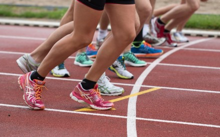 Chafe can plague a runner, but different gels and creams can help alleviate the issue. Photo: Pexels