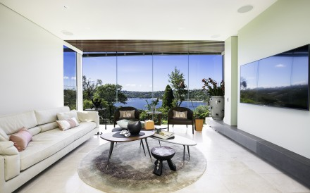 The Sydney holiday home of Laura Cheung's family. Photography: Johnny Xu