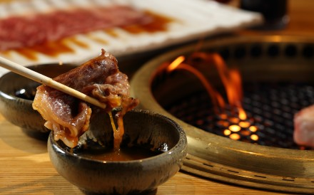 The popularity of yakiniku, meaning 'grilled meat' in Japanese, began during a tense period in history. Photo: Handout