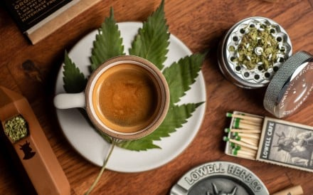 Cannabis is the star attraction at Lowell Cafe in West Hollywood, where getting stoned is legal but there is a time limit of 90 minutes for customers.