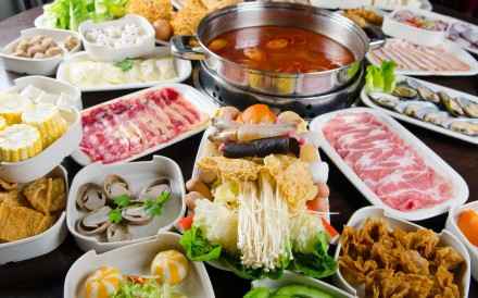 A shabu-shabu hotpot meal. Swapping out healthier alternatives can make the meal better for your health. Photo: Getty Images