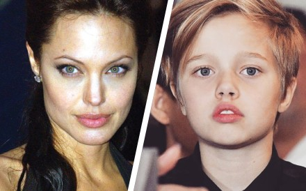 Angelina Jolie led a colourful life before the birth of her first biological child with ex-husband Brad Pitt, Shiloh Jolie-Pitt.