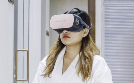 At the Amooma Spa & Sanctuary in Wan Chai, Hong Kong, virtual reality sessions offer the opportunity of a break from city life without the ordeal and inconvenience of airports and travel stress.