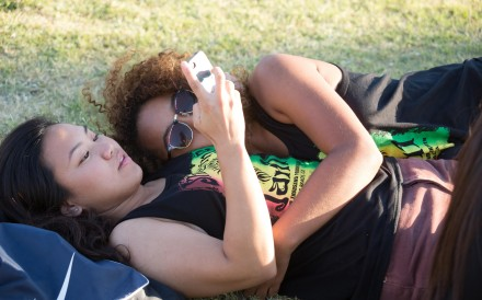 A relationship can be very intimate but purely platonic between two people of the same gender – resulting in bromances and sisterhoods. Photo: Alamy