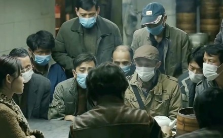 A scene from 'Dying to Survive' which was released just two weeks before the arrest of a man selling overseas cancer medication to patients in China, in an echo of the film's plot. Photo: Handout