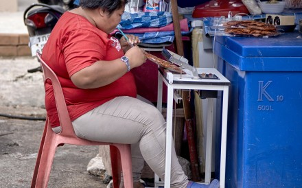 Obese people in Asia are at less risk of heart failure than skinny ones with bulging midriffs. Photo: Alamy