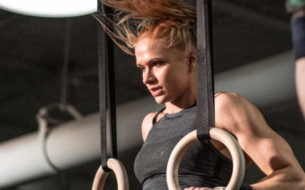 How and when will Annie Thorisdottir book her ticket to the 2020 CrossFit Games? Photo: Filthy 150