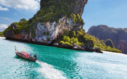 Krabi is one of the top two emerging cities for Hong Kong travellers. Photo: Alamy