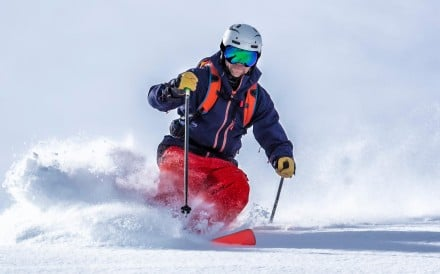 Wearable technology is a trend across many sports at the moment and none more so than in skiing. Photo: Alamy