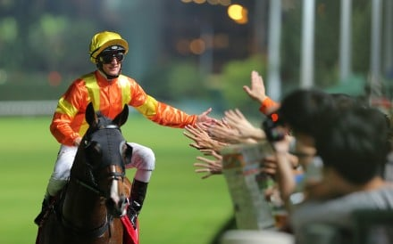 Zac Purton does not have high hopes for his IJC chances on Wednesday night. Photos: Kenneth Chan