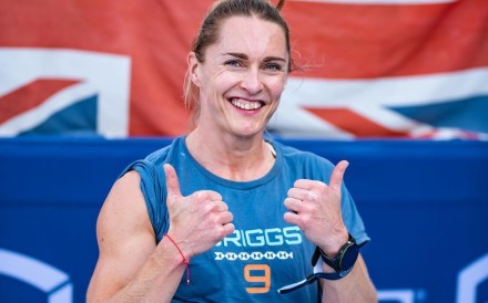 Will Samantha Briggs take the Dubai CrossFit Championship this year? Photo: CrossFit