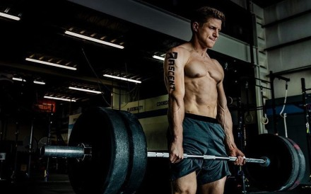 Canadian Brent Fikowski is looking to bounce back from a poor showing at the 2019 CrossFit Games. Photo: Handout