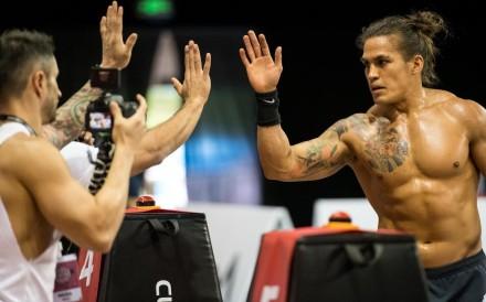 Ant Haynes at the Asia CrossFit Championship. Photo: Mick Soncharoen.