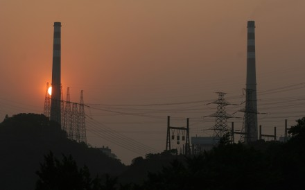 VOCs react with nitrogen oxides in the air, and under sunlight, form ozone – a major component of photochemical smog. Photo: SCMP
