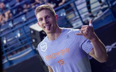 Brent Fikowski said he wanted to send a statement to himself in Dubai. Photo: Dubai CrossFit Championship