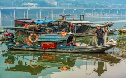 The ban is expected to affect some 280,000 fishermen along the Yangtze. Photo: Shutterstock