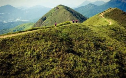 The Hong Kong 100 is one of the city's most competitive ultramarathons. Photo: HK100