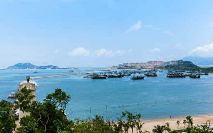 The epicentre for the earthquake was near Guishan Island, situated just off the Southeastern coast of China. Photo: Shutterstock Images