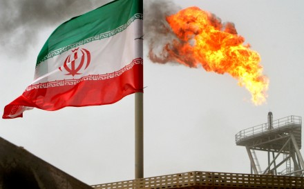 A worsening of tensions between the US and Iran could affect China's energy supply from the region. Photo: Reuters
