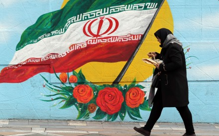 The Hong Kong government has warned city residents about travel to Iran. Photo: AFP