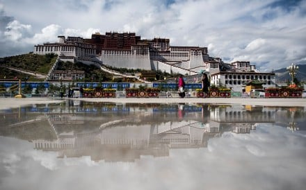 """Tibet's legislature has passed a series of rules to promote """"ethnic unity"""". Photo: AFP"""