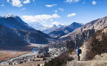 Part of the Annapurna Circuit, one of Nepal's most popular treks. Photo: Shutterstock