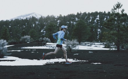 Jared Hazen is a US ultramarathon runner, who ran the second -fastest time ever at the Western States and is competing in the Hong Kong 100. Photos: Hoka One One