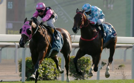 Beauty Generation wins the 2019 Stewards' Cup. Photos: Kenneth Chan