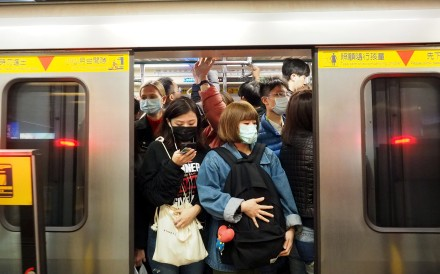 Taiwan reported its first case of the new coronavirus on Tuesday. Photo: EPA-EFE