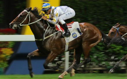 Hong Kong Bet salutes at Happy Valley in July last year. Photos: Kenneth Chan