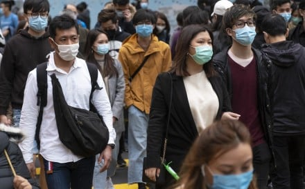 Hong Kong has struggled with a shortage in the supply of face masks during the coronavirus epidemic. Photo: Sun Yeung