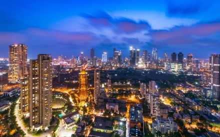 The skyline of Mumbai in India, where the number of ultra high net worth individuals is projected to grow the fastest globally, according to a Knight Frank wealth report. Photo: Shutterstock Images