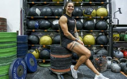 CrossFit athlete Tammi Robinson. Photo: Jonathan Wong