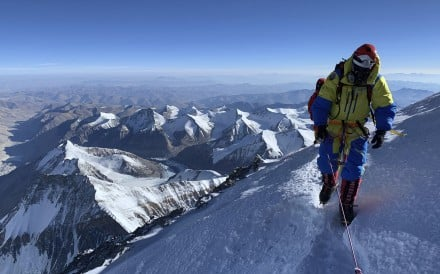 It will still be possible to climb Everest this year despite the coronavirus outbreak. Photo: AP