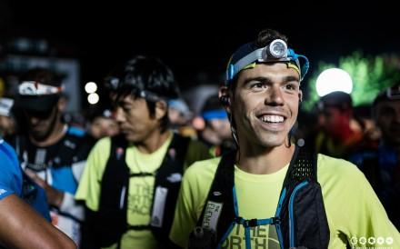 Spain's Paul Capell, UTMB champion and 2019 Ultra Trail World Tour winner, is now an ambassador for Spartan Trail. Photo: Jordi Saragossa