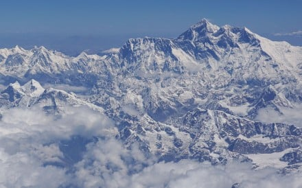 No one will climb Everest from the Chinese side this spring as the coronavirus spreads. Photo: Agence France-Presse