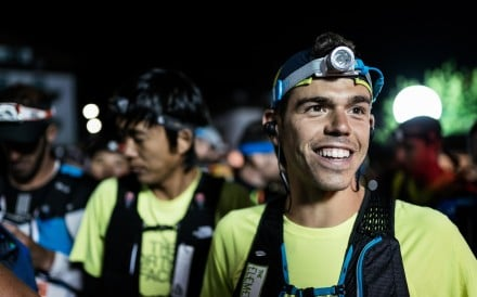 Spain's Paul Capell, UTMB champion and 2019 Ultra Trail World Tour Winner, is an ambassador for Spartan Trail. Photo: Jordi Saragossa