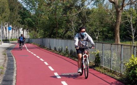 Cycle your way from Tai Po to Tai Mei Tuk. Photo: Martin Williams