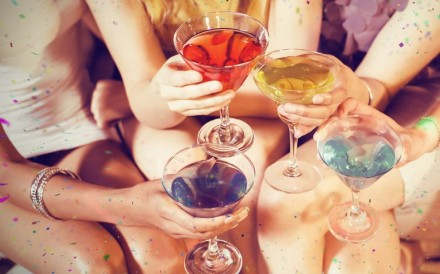 Ladies nights originated as a way to attract customers on an otherwise quiet weekday evening. Photo: Shutterstock