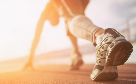 Be sensible about your running training to avoid spreading Covid-19 Photo: Shutterstock