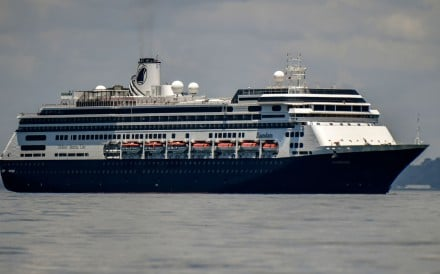 All ports along the MS Zaandam's South American route were closed to cruise ships. Photo: AFP